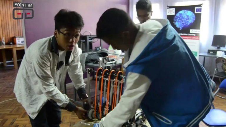 First Global Challenge 2017 : Madagascar au challenge mondial de robotique