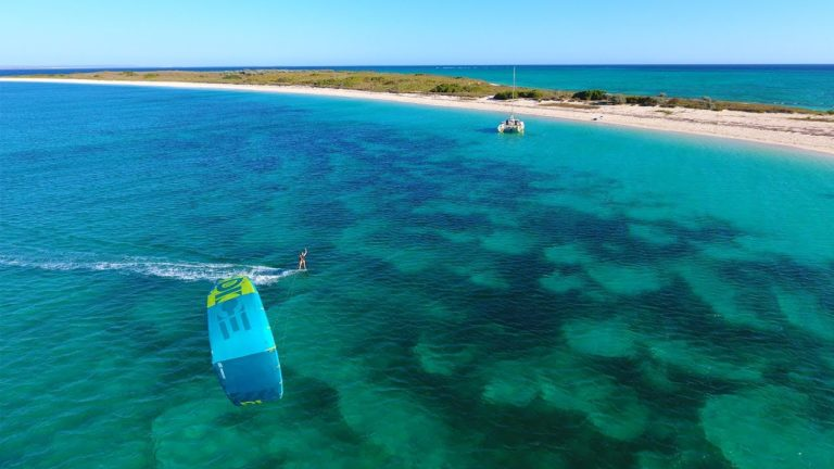 Madagascar – Kitesurf with Isabelle Fabre