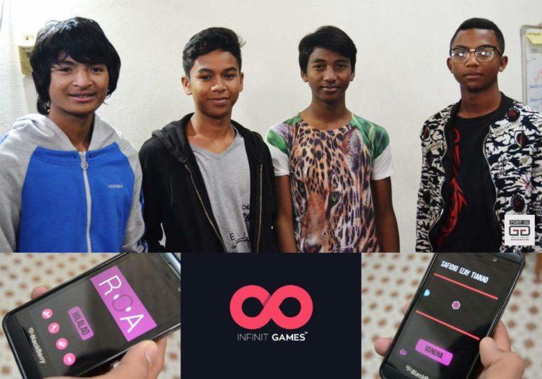 « Roa », le jeu-vidéo entièrement malagasy créé par de jeunes lycéens