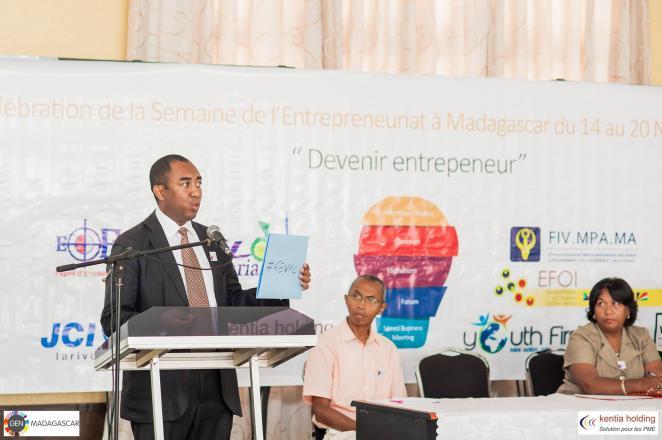 Global Entrepreneurship Week Madagascar 2017 : Digital Literacy with Hay Madagascar