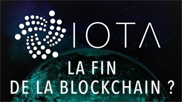 IOTA, la blockchain des objets connectés capitalisée à 13 milliards de dollars début 2018