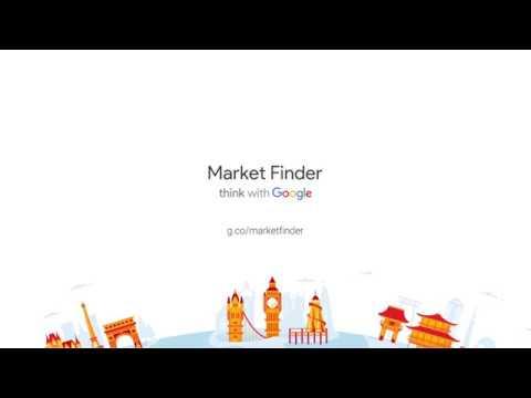 Marketfinder – Etudier le marché et preparer son expansion by Google
