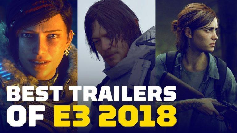 E3 2018 : L'innovation technologique dans le monde des jeux vidéos