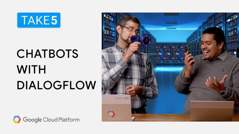 Dialogflow : Chatbot, NLP & Google home app made by Google