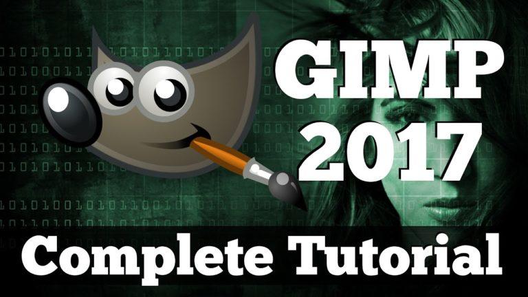 GIMP : Editeur open-source d'images