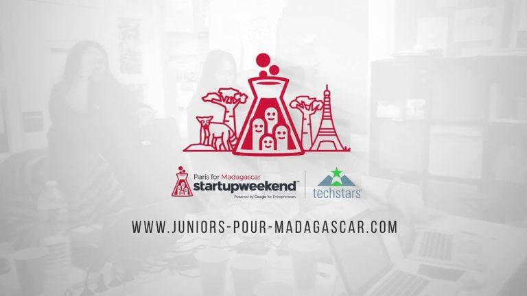 Startup Weekend Paris  Edition Madagascar – Edition 2018