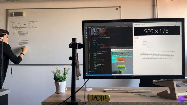 Dessiner votre site c'est le coder – TeleportHQ