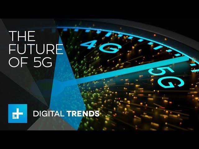 La 5G – Le réseau qui va révolutionner l'IoT
