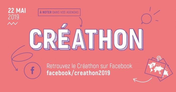 Créathon 2019 le plus grand hackathon pédagogique du monde  – Intelligence Artificielle et école inclusive