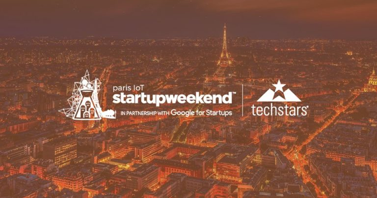 Startup Weekend Paris IoT 2019 : un weekend pour révolutionner L'IoT