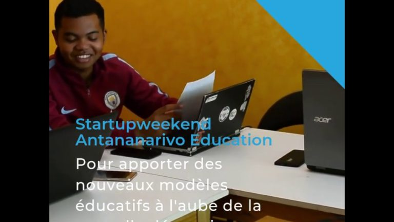 Techstars Startup Weekend Antananarivo Edu, 54h pour innover pour l'Education!