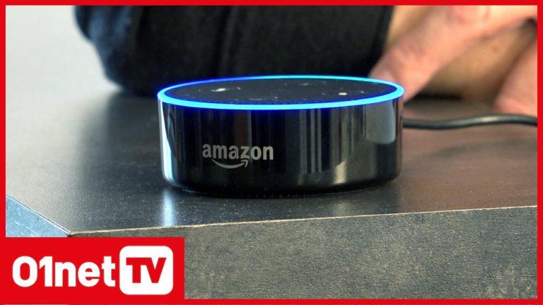 Alexa, la commande vocale pour une livraison de repas