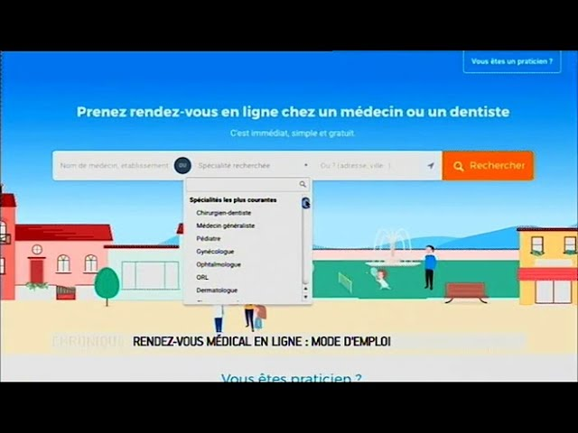 Gomed, le site web des prises de rendez-vous médical à Madagascar