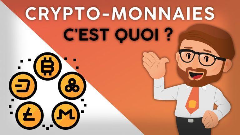 Cryptomonnaie, la monnaie numérique devenue une tendance