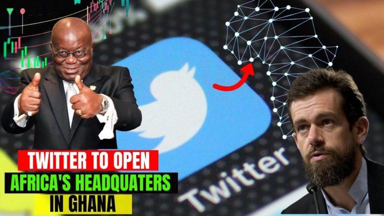 Twitter annonce son premier établissement en Afrique