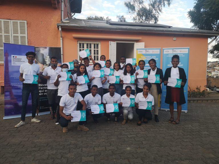 «Solution Digitale et numérique»– L'une des thématiques avancées au Master Class Entrepreneuriat Fianarantsoa