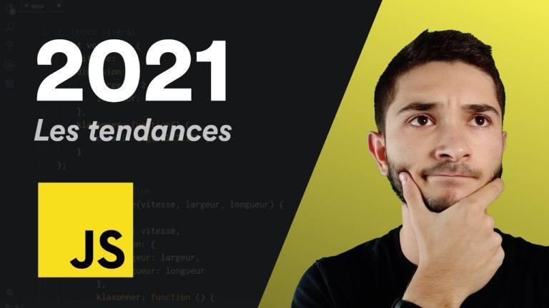 Classement RedMonk2021 – JavaScript demeure premier de la liste