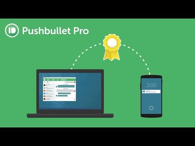 Pushbullet – L'extension de Google Chrome qui relie votre PC et votre Smartphone